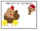 Playdough Mats ~ Feed The Animals
