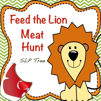 Where Questions with Visual Cues: Feed the Lion