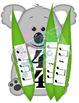 Feed the Koala- Meter Matching Game