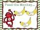 Feed the Monkeys: Reading Notes in the Bass Clef