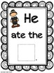 Feed the Pilgrim Vocabulary And Pronoun Activity