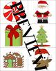Feed the Reindeer Christmas File Folder EET, Categories, D