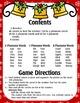 Christmas Phonemic Awareness Phoneme Segmentation Game