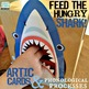 Feed the Sharks! {Articulation and Phonology Cards}