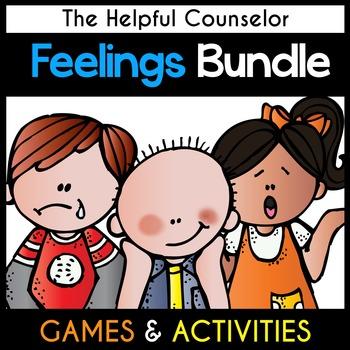 Feelings Activity Bundle