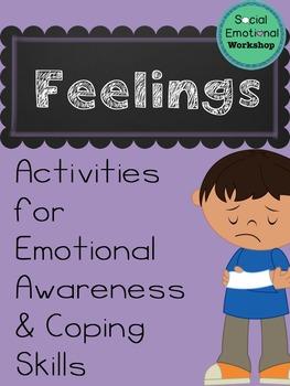 Feelings Identification and Awareness Activities