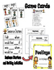 Feelings (Anchor Charts, Student Resources, Games, Writing
