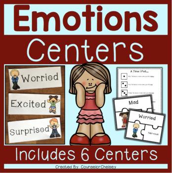 Feelings/Emotions Centers