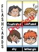 Feelings Flash Cards 3