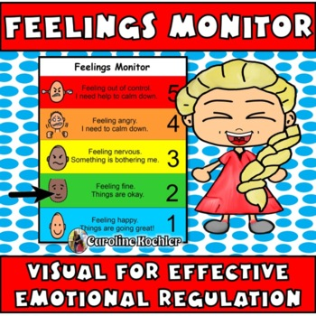 Feelings Monitor: Visual for Effective Emotion Management