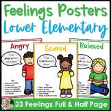 Feelings Posters - 22 Feelings