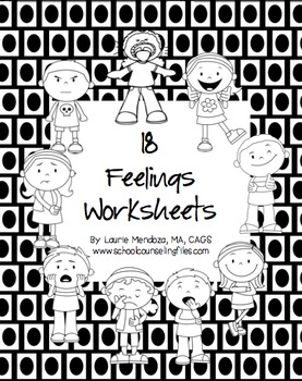 Feelings Worksheets