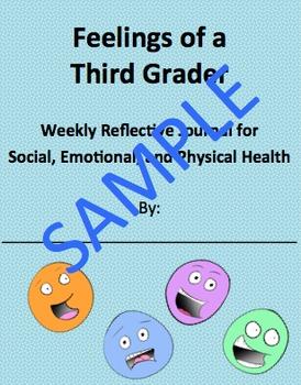 Feelings of a Third Grader: Reflective Journal