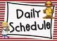 Feline in a Fedora Daily Schedule