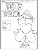 Feliz Marzo- Spanish Color by Number