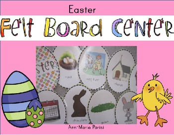 Felt Board Easter Activities