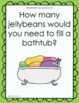 Creative and Challenging Problem Solving- Fermi Math- Food