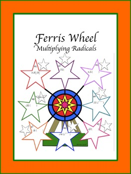 Ferris Wheel: Multiplying Radicals