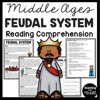 Feudal System Article- Middle Ages, European History, Worl