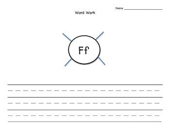 Ff Word Web