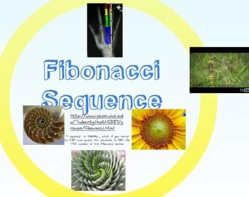 Fibonacci Sequence Prezi