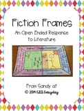 Fiction Frames - Open Ended Response to Literature