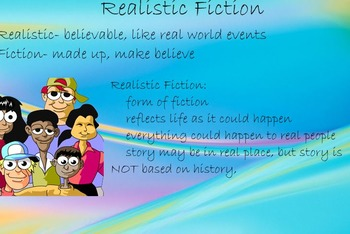Fiction Genre Study