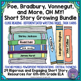 Fiction MEGA Bundle: 10 Popular Literature Units and Activities