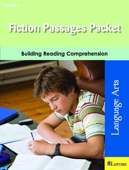 Fiction Passages Packet