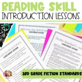 Fiction Reading Skills Lessons