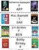 Fiction Scavenger Hunt for Fourth Grade Readers: Editable Version