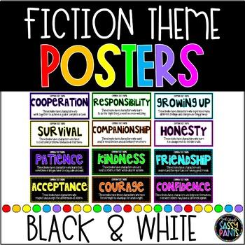 Fiction Theme Mini Posters