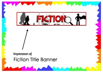 Fiction Title Banner