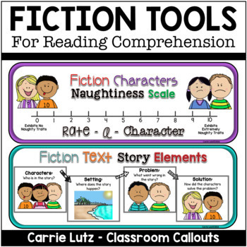 Fiction Tools ~ For Teaching the Elements of Fiction