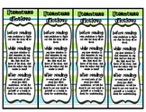 Fiction and Non-fiction Bookmarks