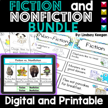 Fiction and Nonfiction Bundle