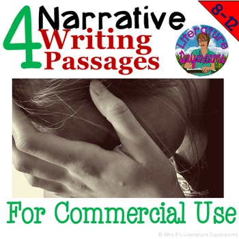 Fiction writing texts for commercial use - Emotion & Trage
