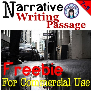 Fiction text for commercial use - free