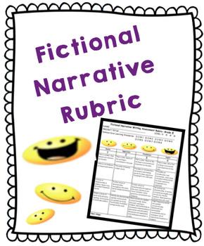 Fictional Narrative Rubric (Student Friendly)
