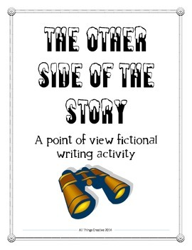 Fictional Narrative - The Other Side of the Story