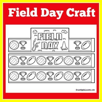Field Day Activity | Field Day Craft | Field Day Kindergarten