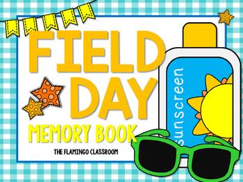 Field Day Memory Book