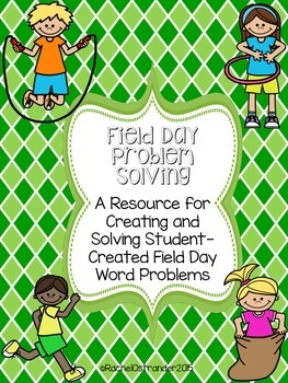 Field Day Problem Solving: Create Your Own Field Day Word