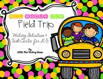 Field Trip Activities & Task Cards