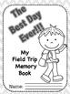 Field Trip Memory Book