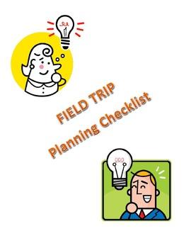 Field Trip Planning Checklist