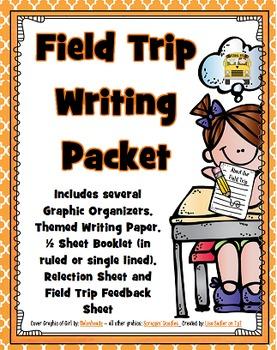 Field Trip Writing Packet