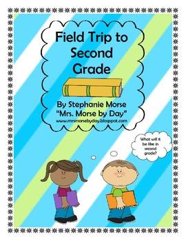 Field Trip to Second Grade