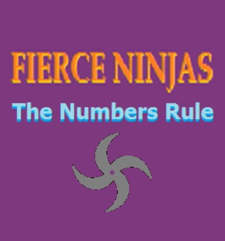 Fierce Ninjas The Numbers Rule