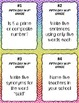 Fifth Day in 5th Grade-Task Cards, Math & Writing Bundle!